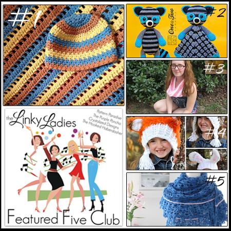 Linky Ladies Community Link Part #18 on Pattern-Paradise.com
