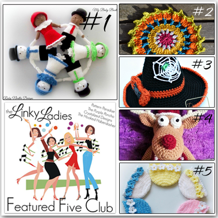 Linky Ladies Link Party #22 on Pattern-Paradise.com