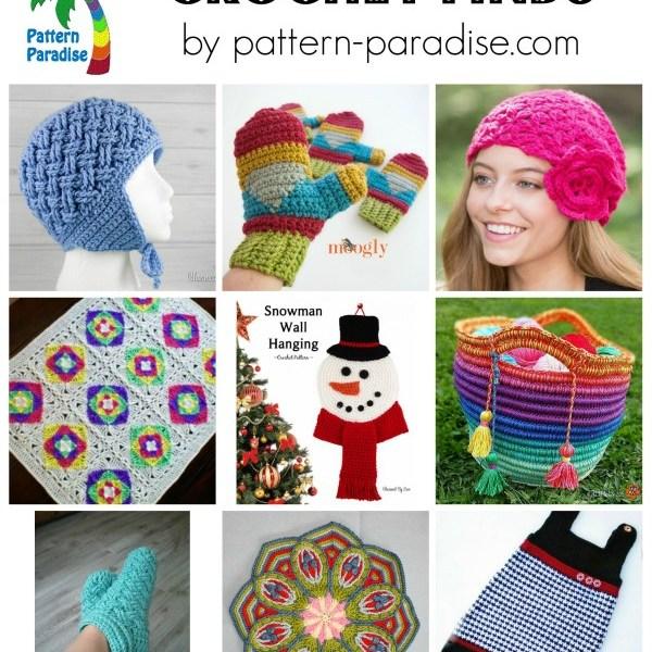 Crochet Finds – 10-12-15