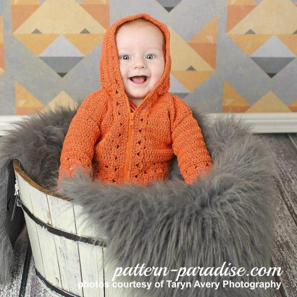 Crochet Pattern: Double Trouble Sweater