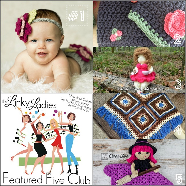 Linky Ladies Featured 5 Club #21