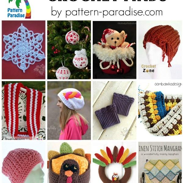 Crochet Finds – 11-16-15