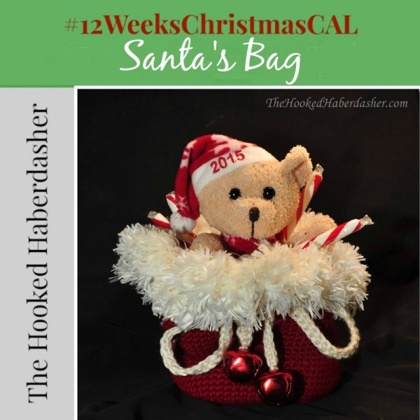 12 Weeks of Christmas Blog Hop CAL – Week 10 Free Pattern