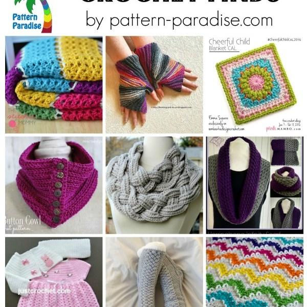 Crochet Finds 01-10-16