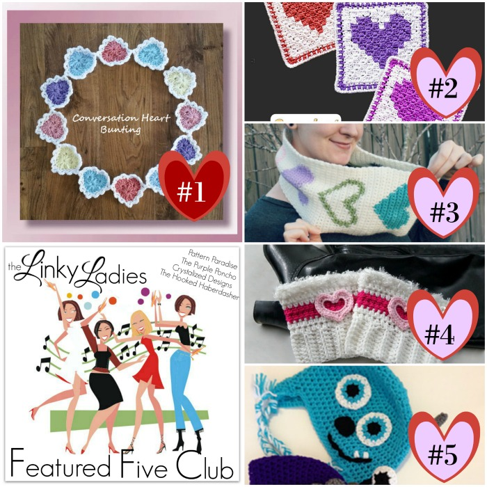 Linky Ladies Community Link Party #38 on Pattern-Paradise.com