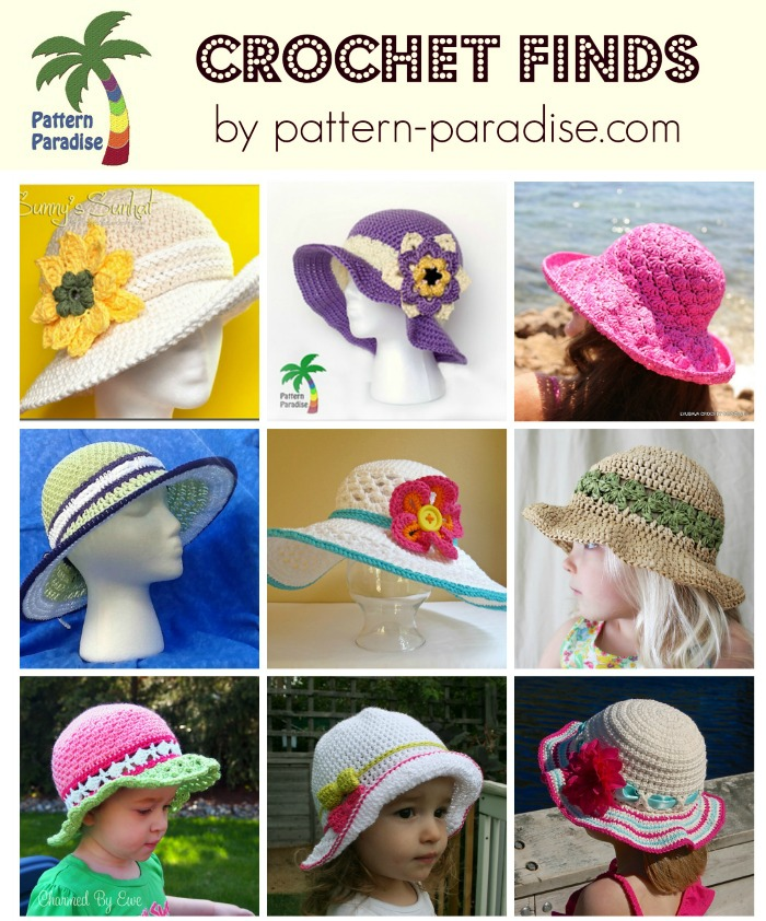 Crochet Finds on Pattern Paradise 3-21-16