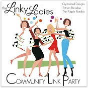 The Linky Ladies Community Link Party Party Button