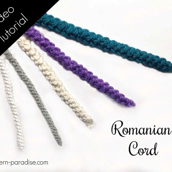 Tutorial: Romanian Cord