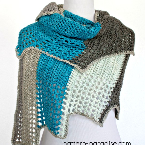 Free Ponchos Shawls Wraps Archives Page 2 Of 2 Pattern Paradise