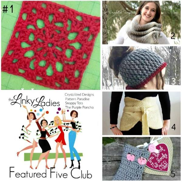 Linky Ladies Community Link Party #88