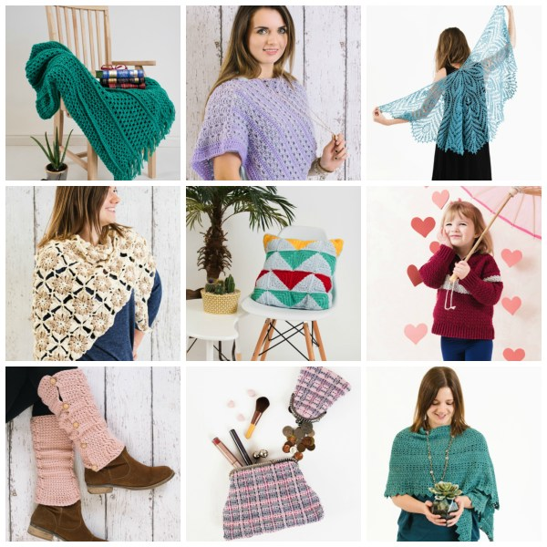 Friday Finds – I Like Crochet – New Patterns!