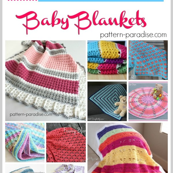 Crochet Finds: Baby Blankets