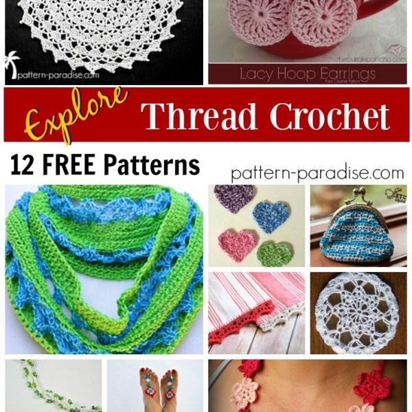 Crochet Finds: Thread Crochet