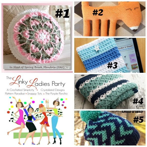 Linky Ladies Community Link Party #95