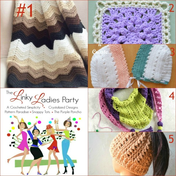 Linky Ladies Community Link Party #96