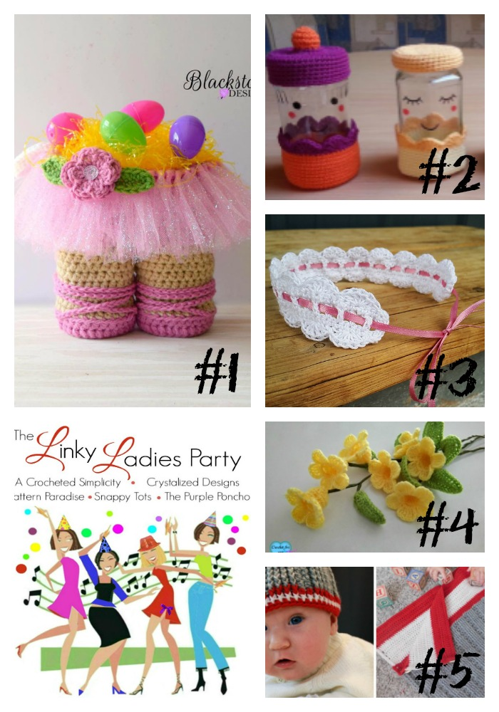 Linky Ladies Community Link Party #100