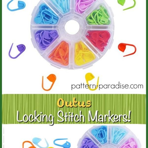 Friday Finds – Locking Stitch Markers