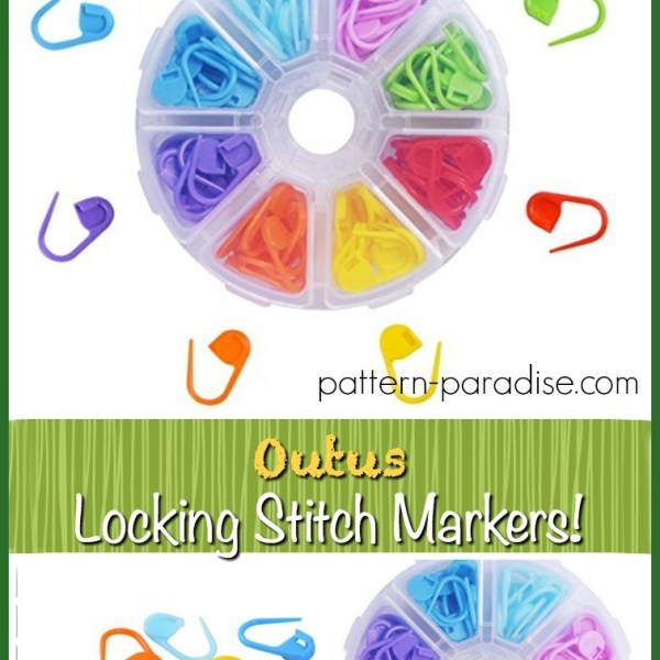 Friday Finds – Locking Stitch Markers