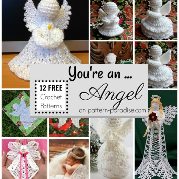 Crochet Finds – You Are An Angel!