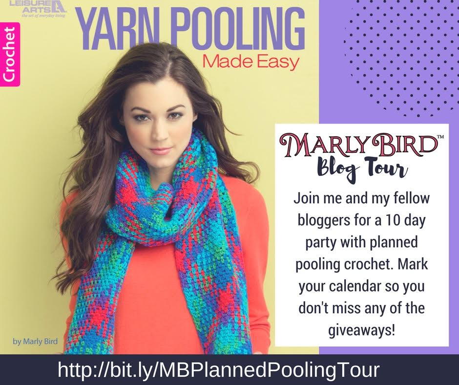 Yarn Pooling Made Easy by Marly Bird – Book Review and Giveaway!