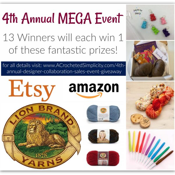 4th Annual Mega Sale & Giveaway!