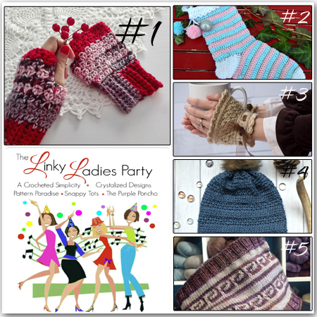 Linky Ladies Community Link Party #119