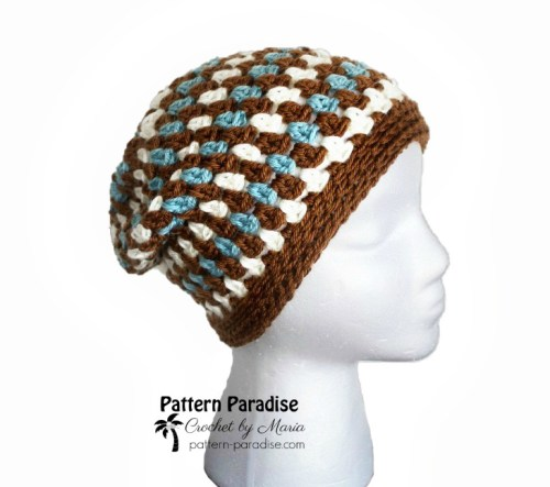 Diamods & Gems Slouchy Hat