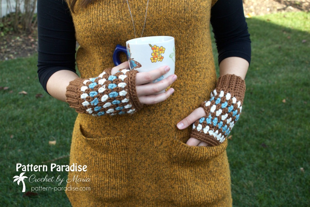 Fingerless Gloves | Boot Cuffs