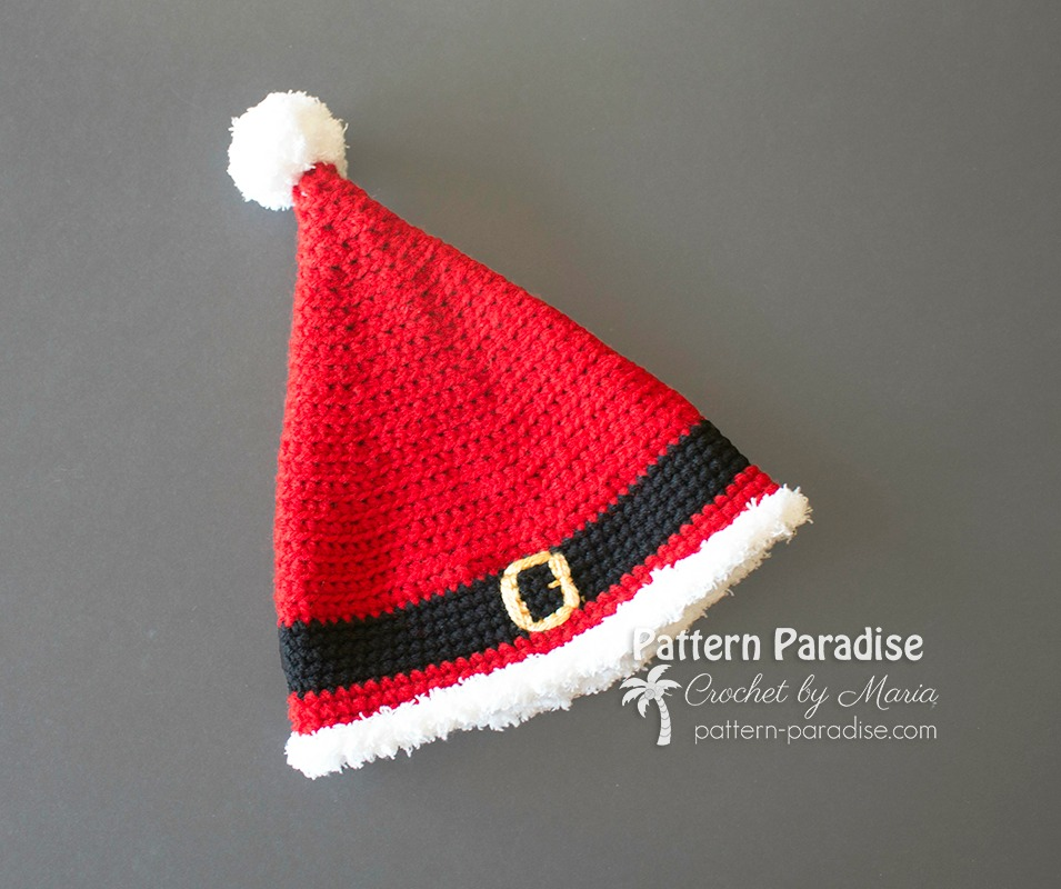 Santa Hat by Pattern Paradise 2