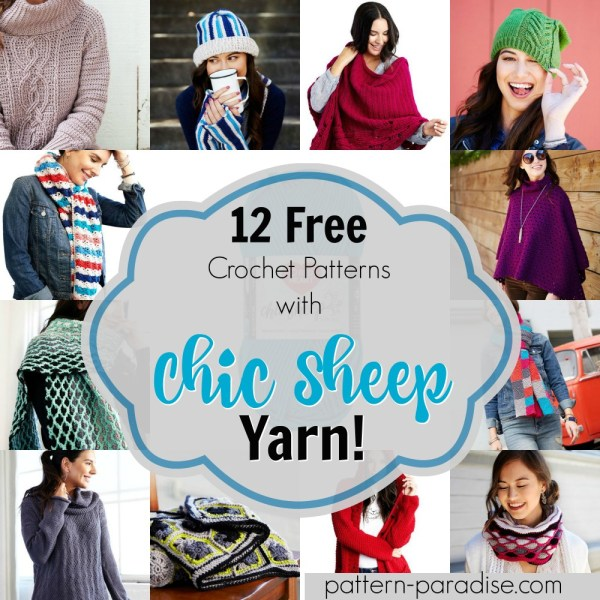 Friday Finds – Chic Sheep Yarn