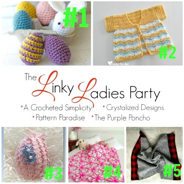 Linky Ladies Community Link Party #129