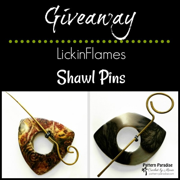Reviews and Fun Finds – Shawl Pin Review & Giveaway