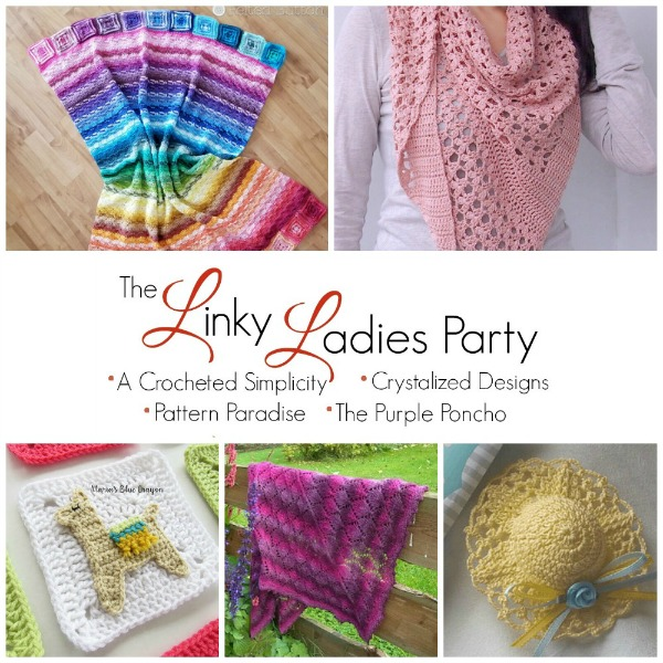 Linky Ladies Community Link Party #131