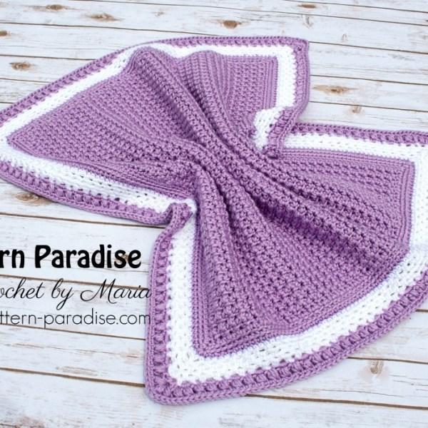 Free Crochet Pattern: Skylar Blanket