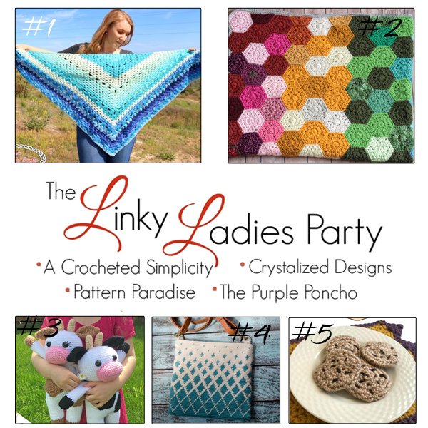 Linky Ladies Community Link Party #132