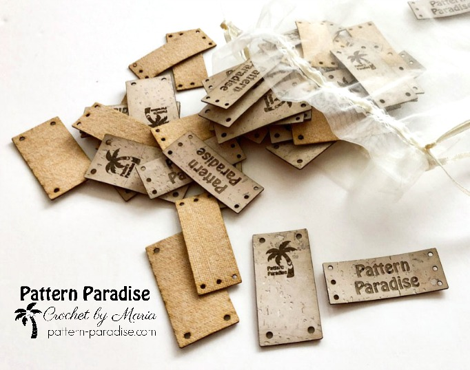 Personalized Tags on Pattern-Paradise.com