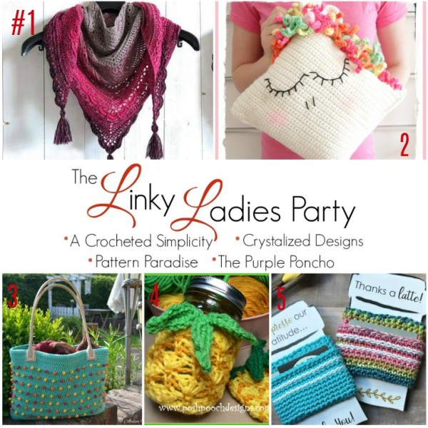 Linky Ladies Community Link Party #134