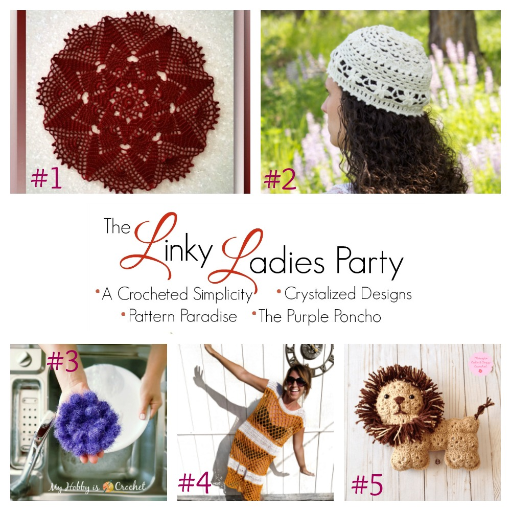 Linky Ladies Community Link Party #135
