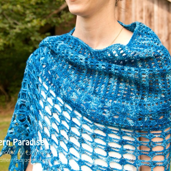Join Me for the Autumn Jewels Wrap Crochet-Along