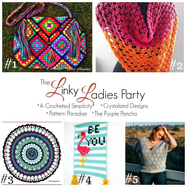 Linky Ladies Community Link Party #139