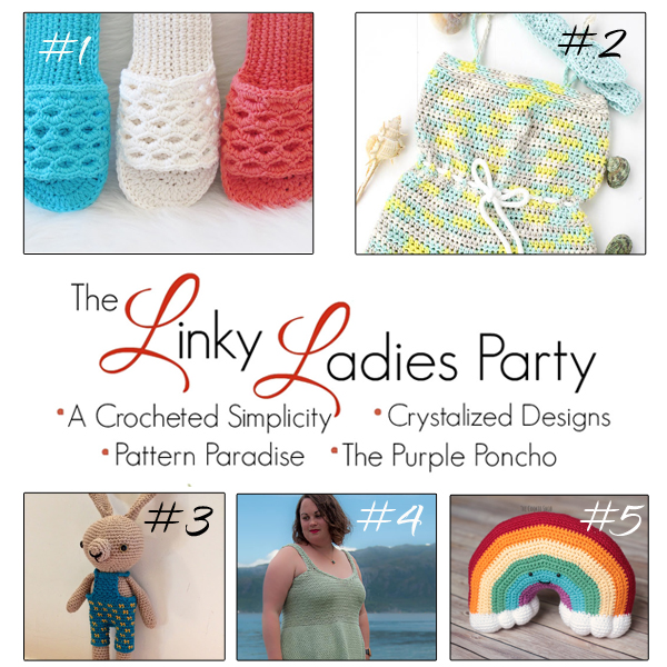 Linky Ladies Community Link Party #140