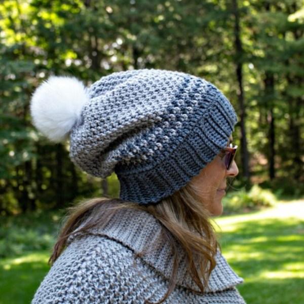 Free Crochet Pattern: Fatima Slouchy