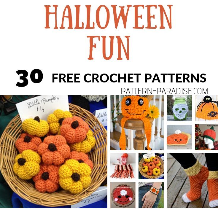 Crochet Finds – Halloween & Pumpkin Fun