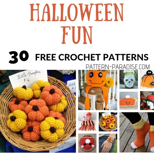 Crochet Finds – Halloween & Pumpkin Fun