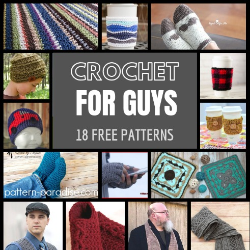 Crochet Finds – Crochet For Guys!
