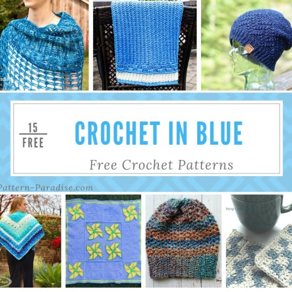 Crochet Finds – Crochet In Blue