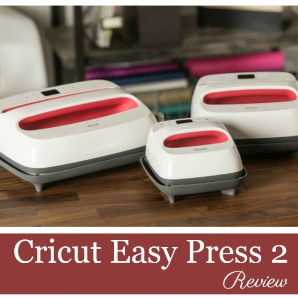 Reviews & Fun Finds – Using the Easy Press 2!