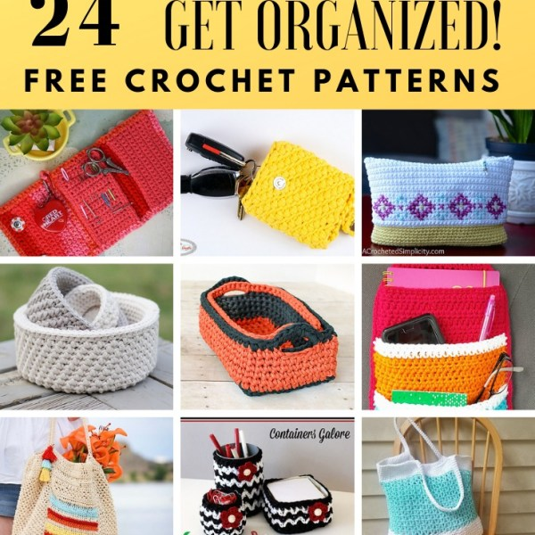 Crochet Finds – Get Organized!