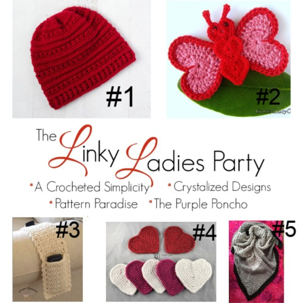 Linky Ladies Community Link Party #150