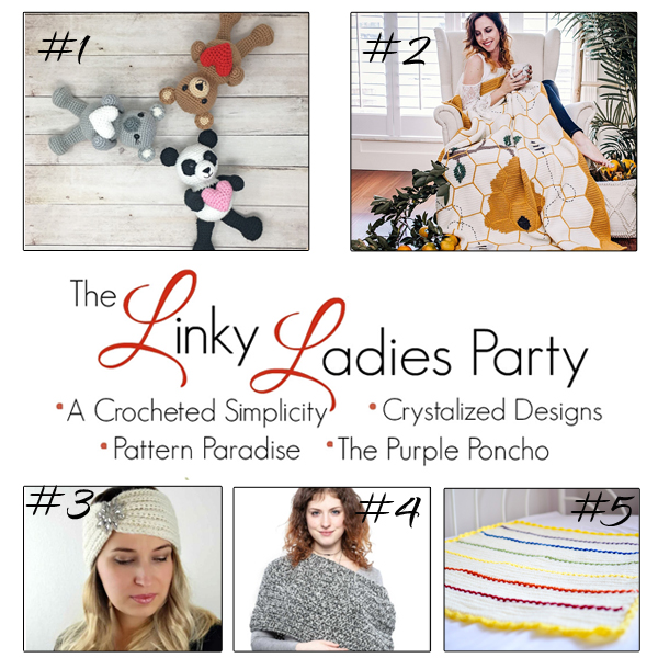 Linky Ladies Community Link Party #152